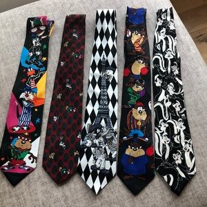 Looney Tunes ties